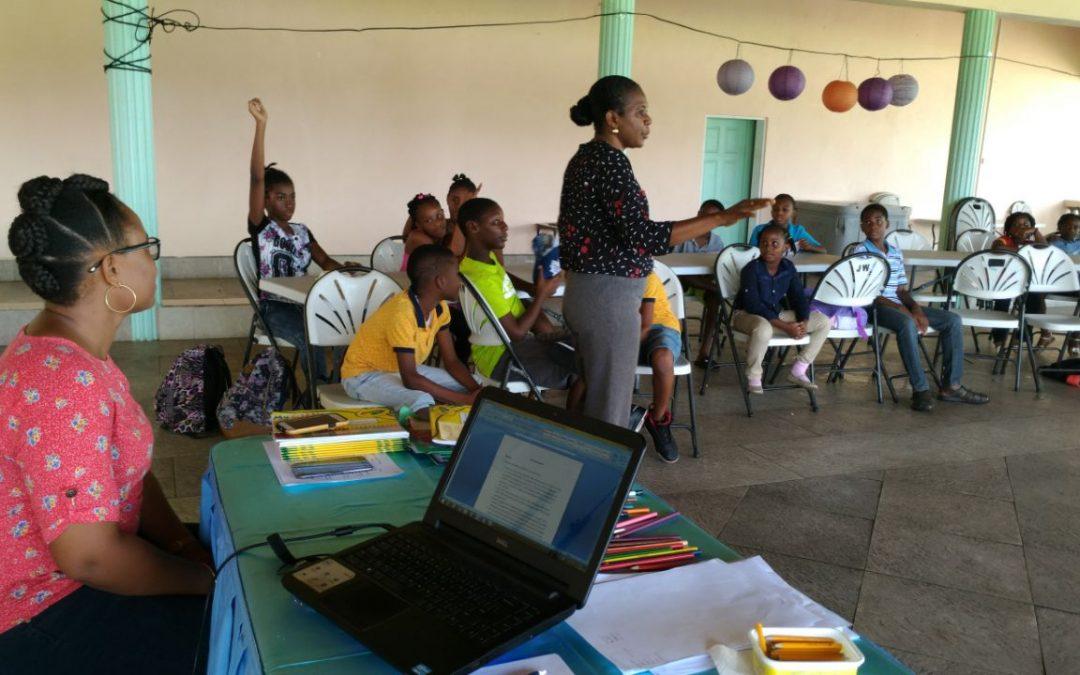 The Children's Etiquette Workshop